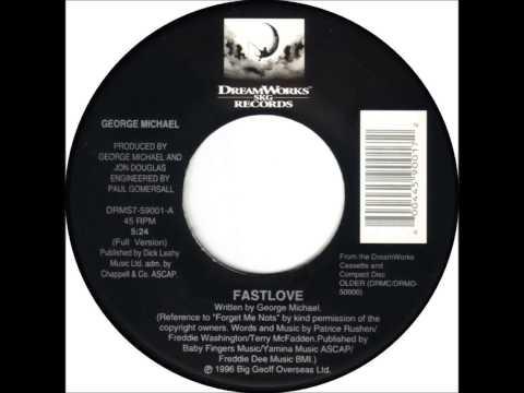 George Michael - Fast Love Dj S Bootleg Bonus Beat Extended Re-Mix
