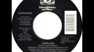 "George Michael - Fast Love (Dj ""S"" Bootleg Bonus Beat Extended Re-Mix)"