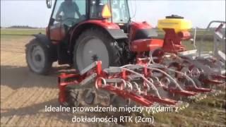 Precyzyjne Rolnictwo na pokazach Kongskilde