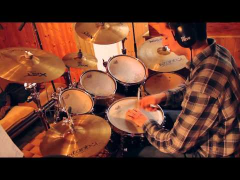 20 Different Music Genres in 6min On Drums