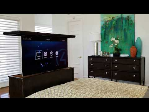 Bedroom TV Lift