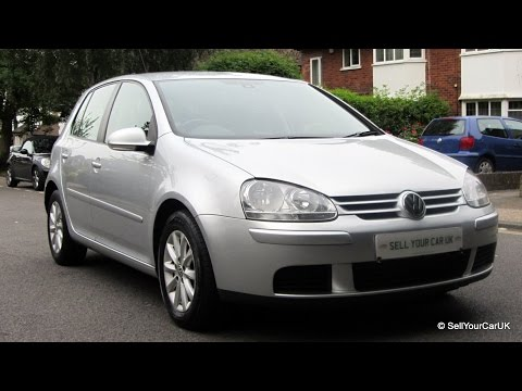 SOLD USING SELLYOURCARUK - 2008 VW Golf 1.9 TDI Match, Diesel, 5 Door, Manual, 2 Owner