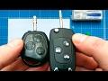 сделать запасной ключ к форд фокус