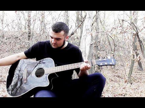 Просто за душу берет эта песня / Одинокая ветка сирени - В. Залкин / Кавер под гитару