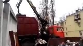 Вывоз крупногабаритного мусора. 8(812)332-54-69(, 2014-04-10T18:00:11.000Z)