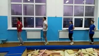 Обучение акробатическому рок-н-роллу в Смоленске