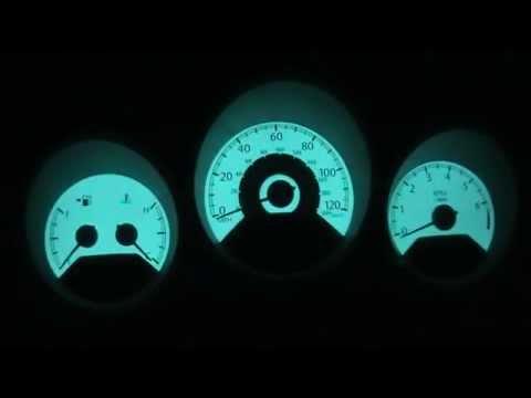 07 Dodge Charger Fuse Diagram Boat Battery Switch Wiring El Dash Lighting For Sebring Caliber Avenger Magnum 300 Youtube