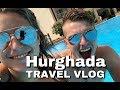 Hurghada - Hawaii Ceasar Palace - Travelvlog Ägypten / andreaabaam