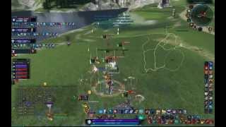 Tera Online. GvG Terminus Est vs BlackSails
