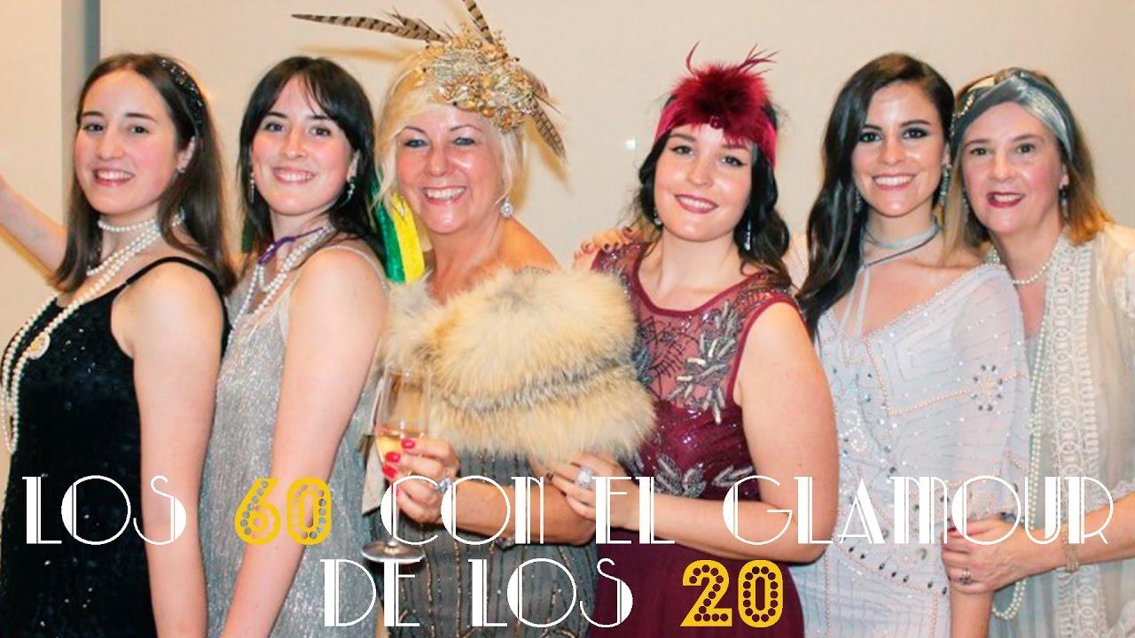 Vlog fiesta a os 20 el 60 cumplea os de mamuchi - Fiesta anos 20 ...