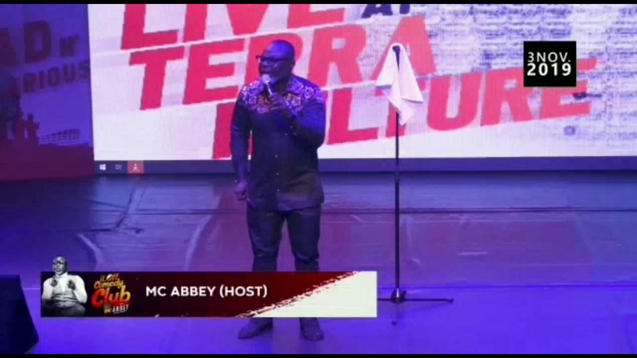 Download ILAFF COMEDY CLUB with MC ABBEY