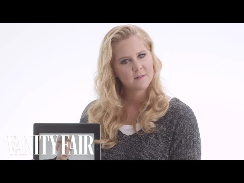 Amy Schumer Fact-Checks Jennifer Lawrence | Vanity Fair