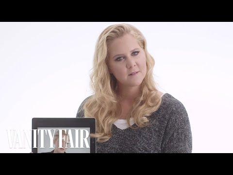 Amy Schumer Fact-Checks Jennifer Lawrence | Vanity Fair