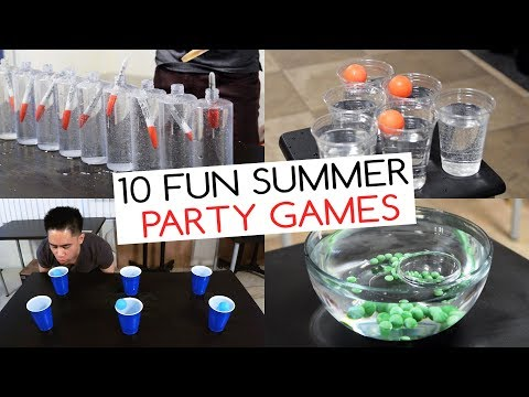 10 Awesome Summer Party Games  Fun Ideas For Everyone!