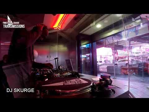 Dj Skurge @ Times Square Transmissions 12 07 2018