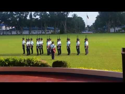 146th ACP Squadron- Champion - Male Category- ACP Regional Flight Drill Competition 2015