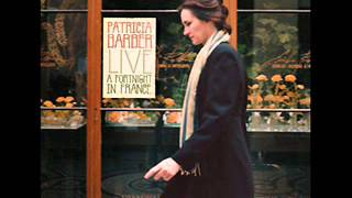 Patricia Barber: A fortnight in France (live album 2004.)