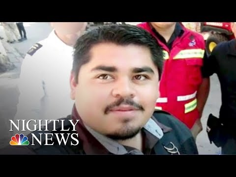 Demands For Justice In Murder Of Mexican Journalist | NBC Nightly News