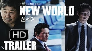 New World - Trailer for Korean movie-Old Boy's Choi Min-Sik eng sub.