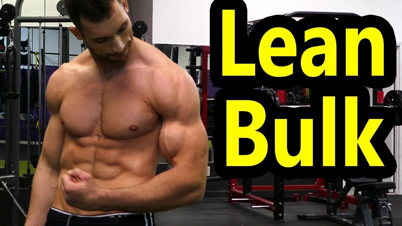 Lean Bulk Diet Plan