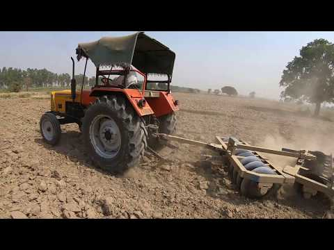 HMT 5911 Tractor Average 0.5 Litter In 6 Minute
