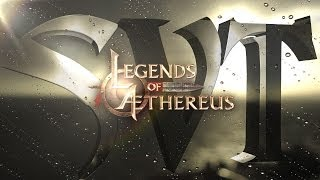 Legends of Aethereus gameplay Games PC