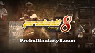 Bull Riding Fantasy game commercial
