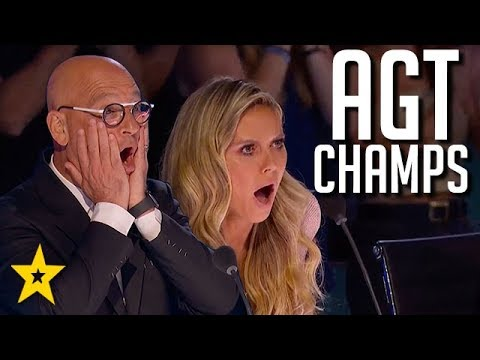 America's Got Talent: The Champions 2020 | Auditions | WEEK 1 | Got Talent Global