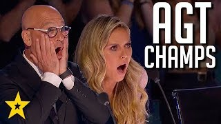 America's Got Talent: The Champions 2020 | Auditions | WEEK 1 | Got Talent
