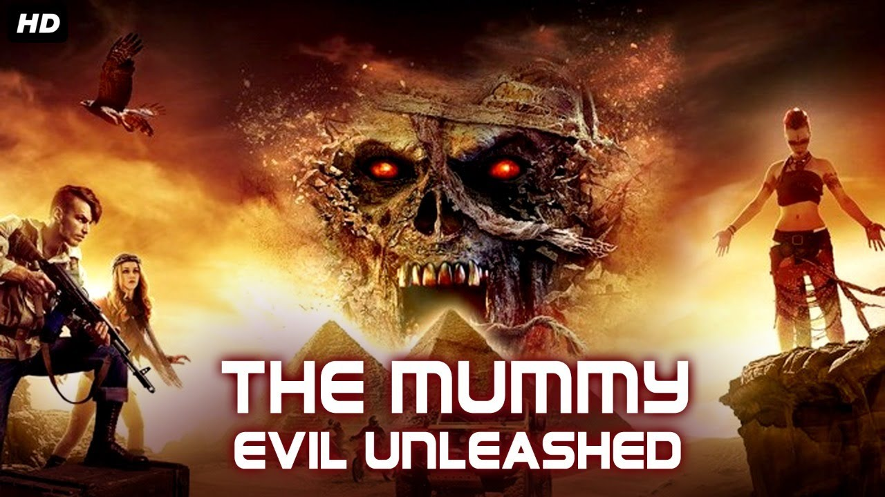Download THE MUMMY : EVIL UNLEASHED Full Movie In English   Hollywood Movies   English Movies   Horror Movies