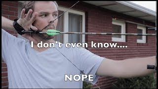 Five BAD Bow Shooting Problems