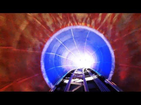 Incredicoaster Ridecam w/ POV footage in Pixar Pier at Disneyland Resort