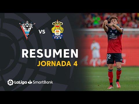 Mirandes Las Palmas Goals And Highlights