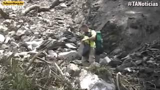 Deslizamiento de tierra mantiene incomunicado al corregimiento Santa Rita con municipio de Ituango
