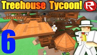 [ROBLOX: Treehouse Tycoon ALPHA] - Lets Play Ep 6 - Trampolines!?