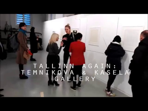 The Artist`s Room 3 Exhibitions Tallinn-Riga