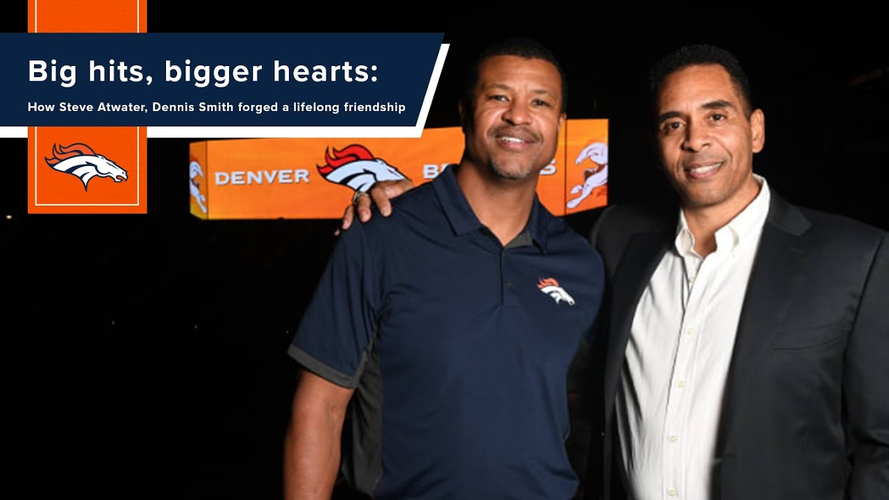 Big hits, bigger hearts: How Steve Atwater, Dennis Smith forged a lifelong friendship