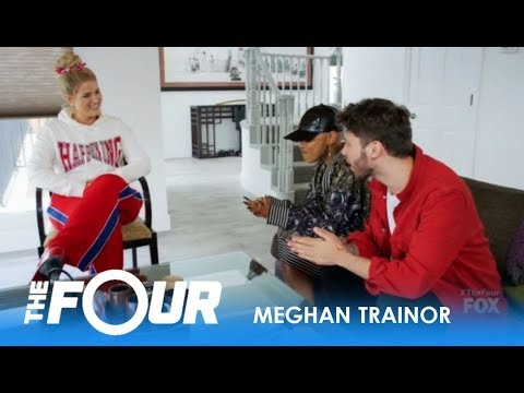 'Treat Myself' Meghan Trainor SHARES Her Secrets With 'The Four' | S2E6 | The Four