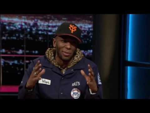 Yasiin Bey (Mos Def) vs Christopher Hitchens on Nuclear Weapons (Real Time with Bill Maher)