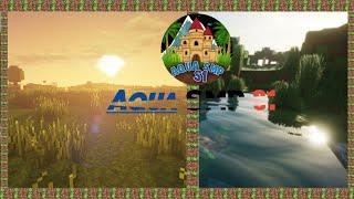 Realm Hanya Untuk content creator   Aqua SMP   Buruan join Minecraft Indonesia