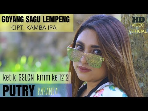 PUTRY PASANEA - GOYANG SAGU LEMPENG ( OFFICIAL MUSIC VIDEO )