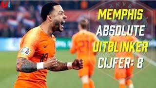 Oranje Op Rapport: 'Memphis Zorgt Continu Voor Dreiging!'