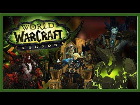 The 10 BEST RAID BOSSESS in World of Warcraft: Legion!