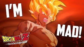 I'm Upset! (Dragon Ball Z: Kakarot RAGE)