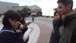 シリーズSGH4  フィールドワークに挑戦! 大分県立大分上野丘高校