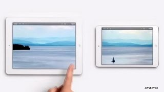 Apple - Feeling Size Matters - Reportedly Plans Bigger Ipad Tablet - Corporate