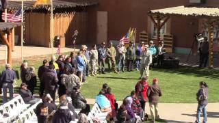 Native American Veterans Gourd Dance 2015 - Part 2