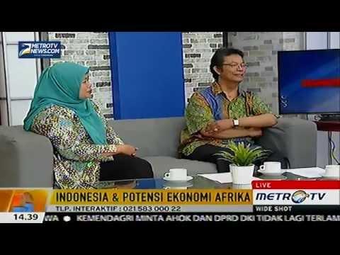 Dialog Interaktif Indonesia Potensi Ekonomi Afrika Di Metro Tv