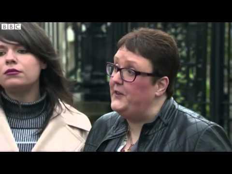 NI abortion law 'breaches human rights'- BBC News