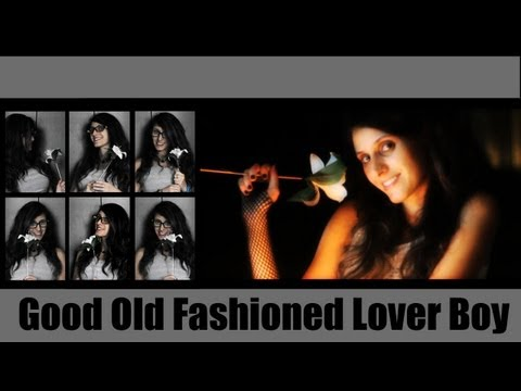 Good Old Fashioned Lover Boy -  A-capella & Electric Guitar Cover by Kartiv2